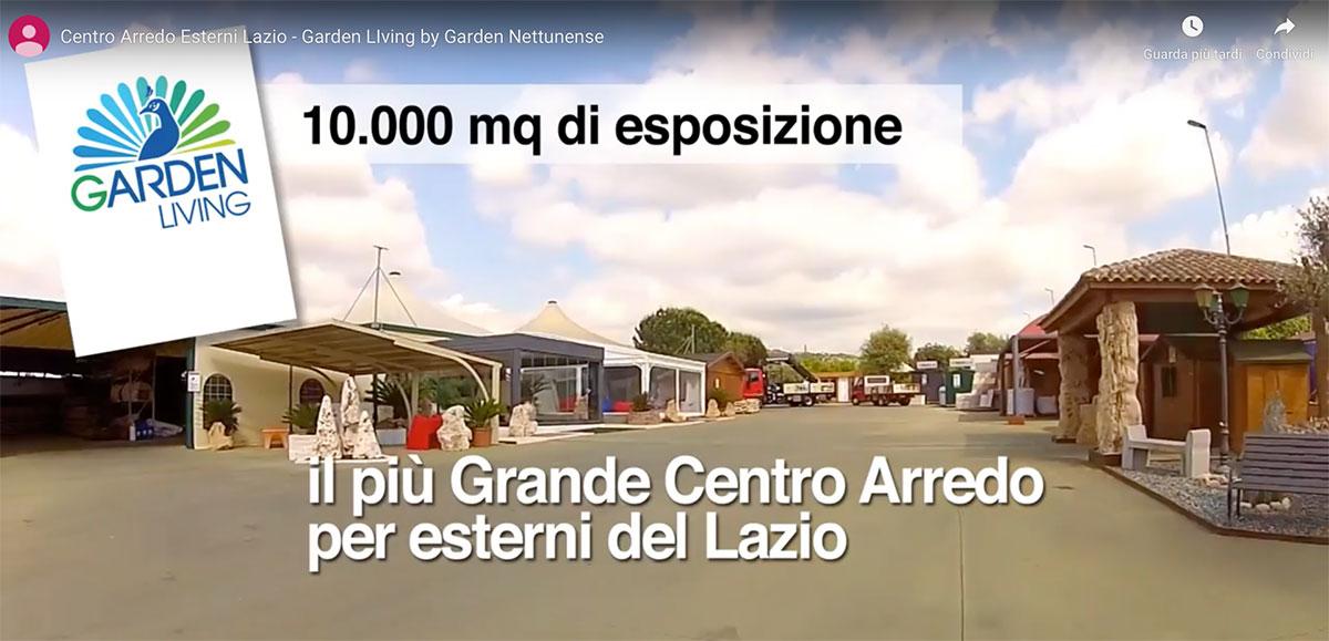 Arredo Giardino Via Nomentana Roma.Garden Living Arredo Giardino Roma