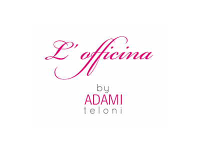 Banner L'officina by Adami Teloni