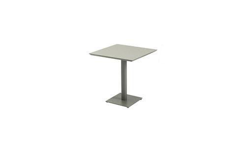 Vermobil mogan tavolo quadrato