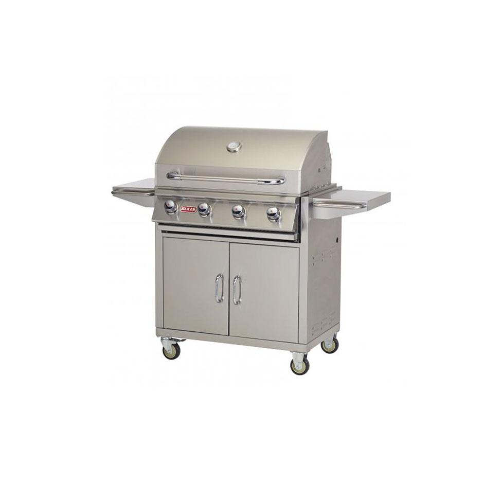Bull lonestar barbecue