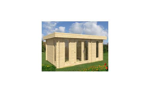casetta legno maria