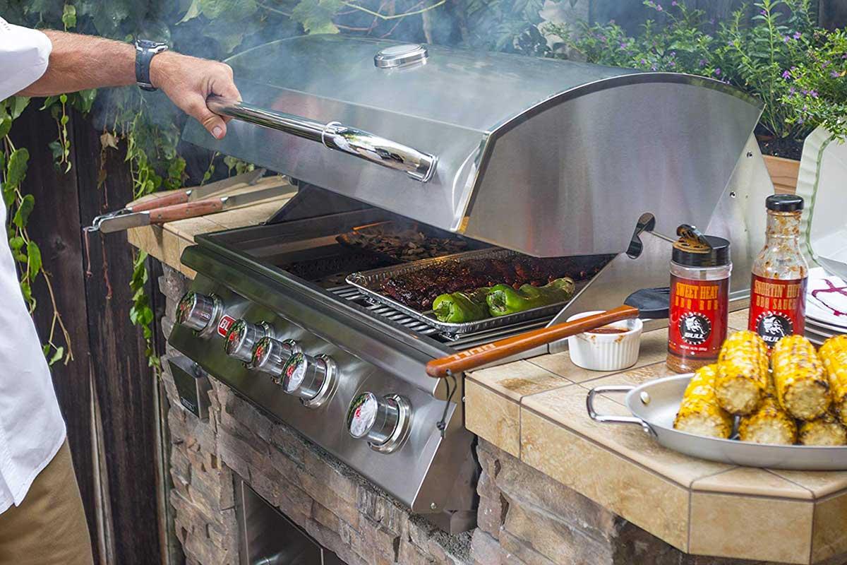 Bull angus barbecue