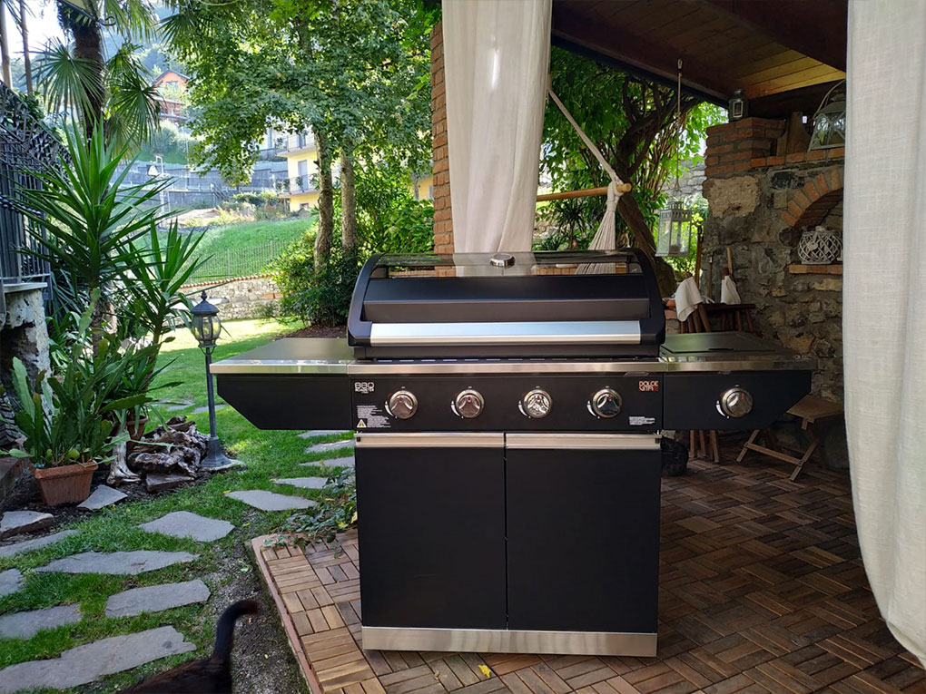 dolcevita roadster barbecue